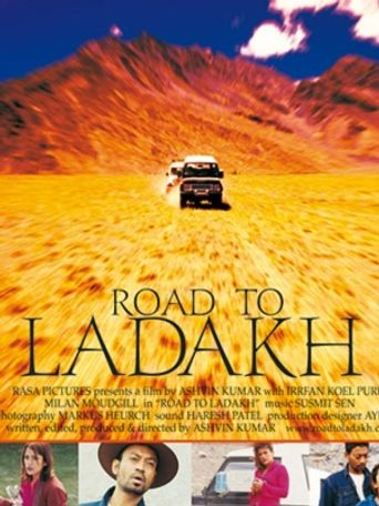 Road to Ladakh Poster