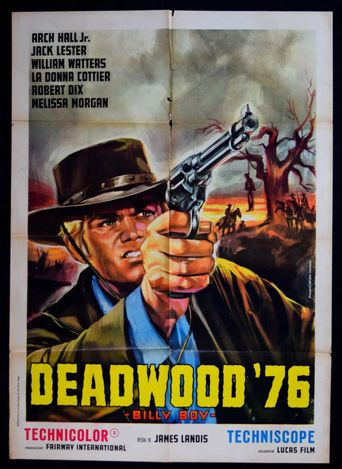 Deadwood '76 Poster