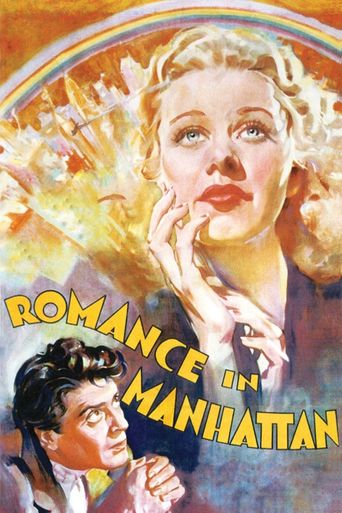 Romance in Manhattan Poster