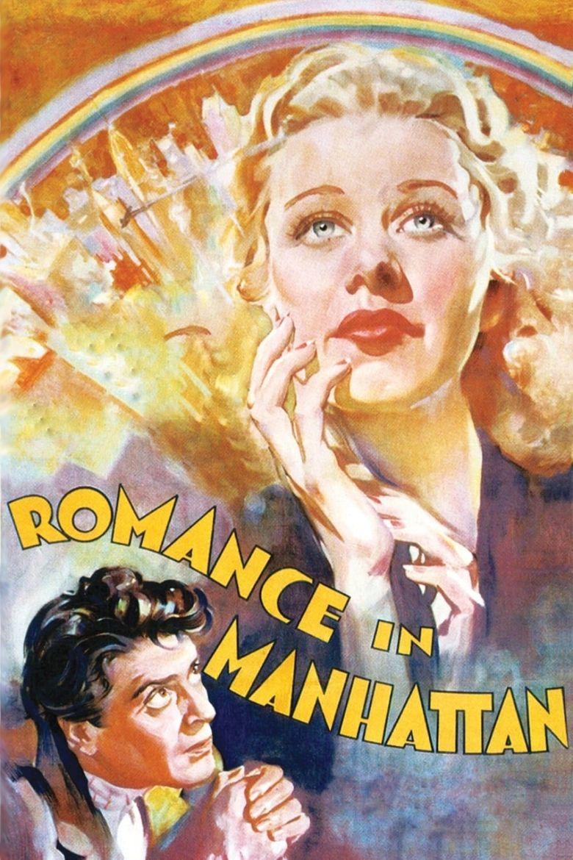 Romance in Manhattan Poster