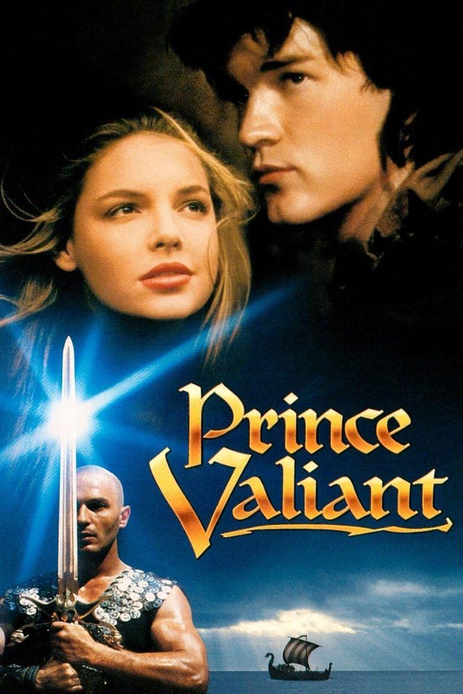 Prince Valiant Poster