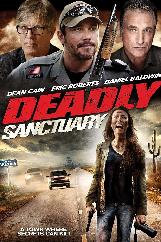 Deadly Sanctuary Poster