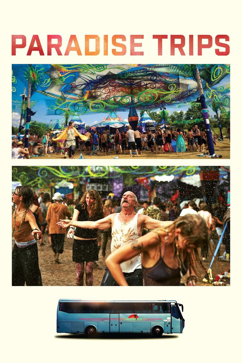 Paradise Trips Poster