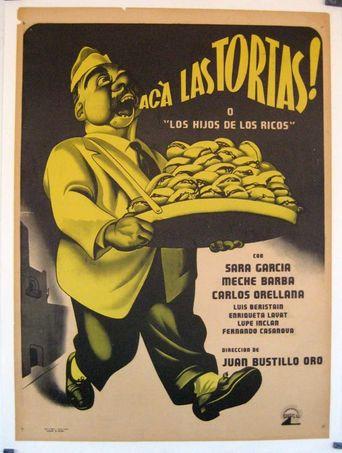 Acá las tortas Poster