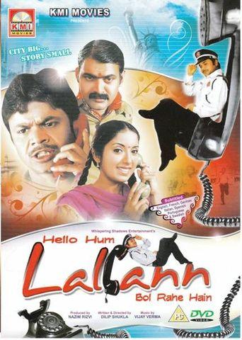 Hello Hum Lallan Bol Rahe Hain Poster