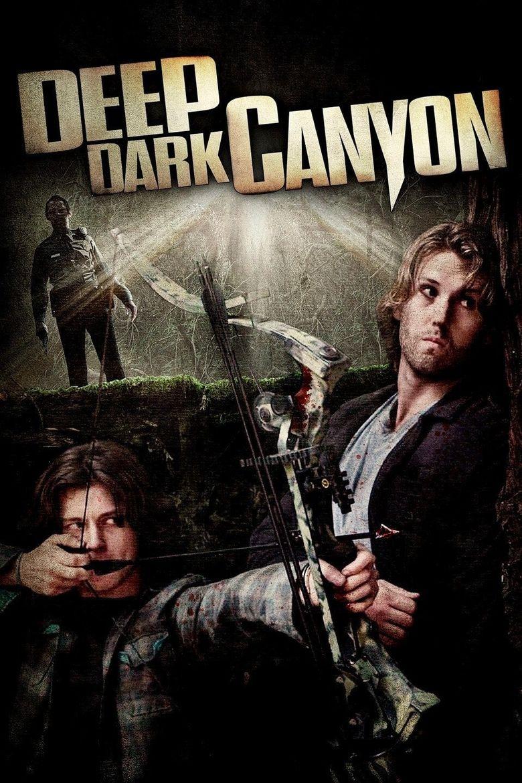 Deep Dark Canyon Poster