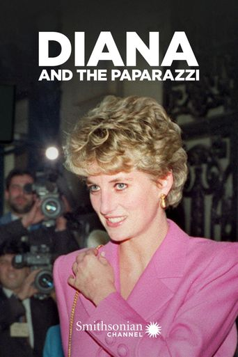 Diana and the Paparazzi Poster