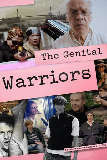 The Genital Warriors Poster