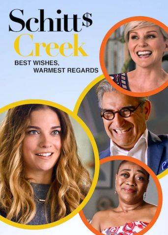 Best Wishes, Warmest Regards: A Schitt's Creek Farewell Poster