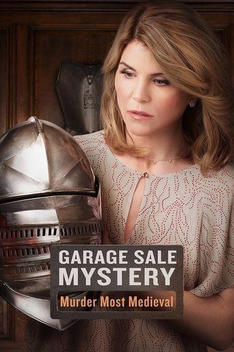 Garage Sale Mystery: Murder Most Medieval Poster