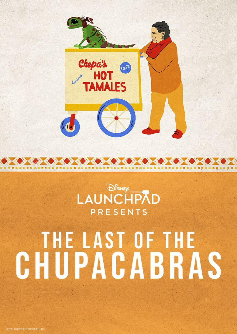 The Last of the Chupacabras Poster
