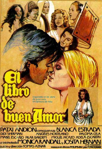 The Book of Good Love Poster
