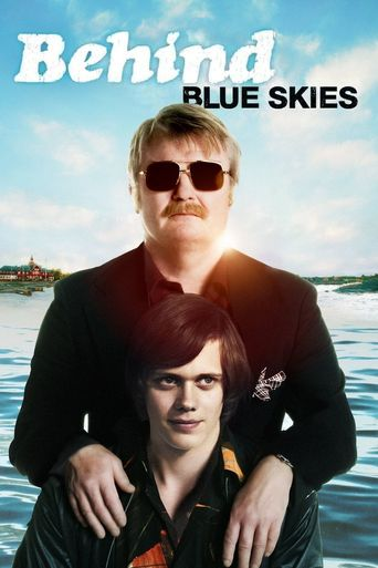 Behind Blue Skies Poster