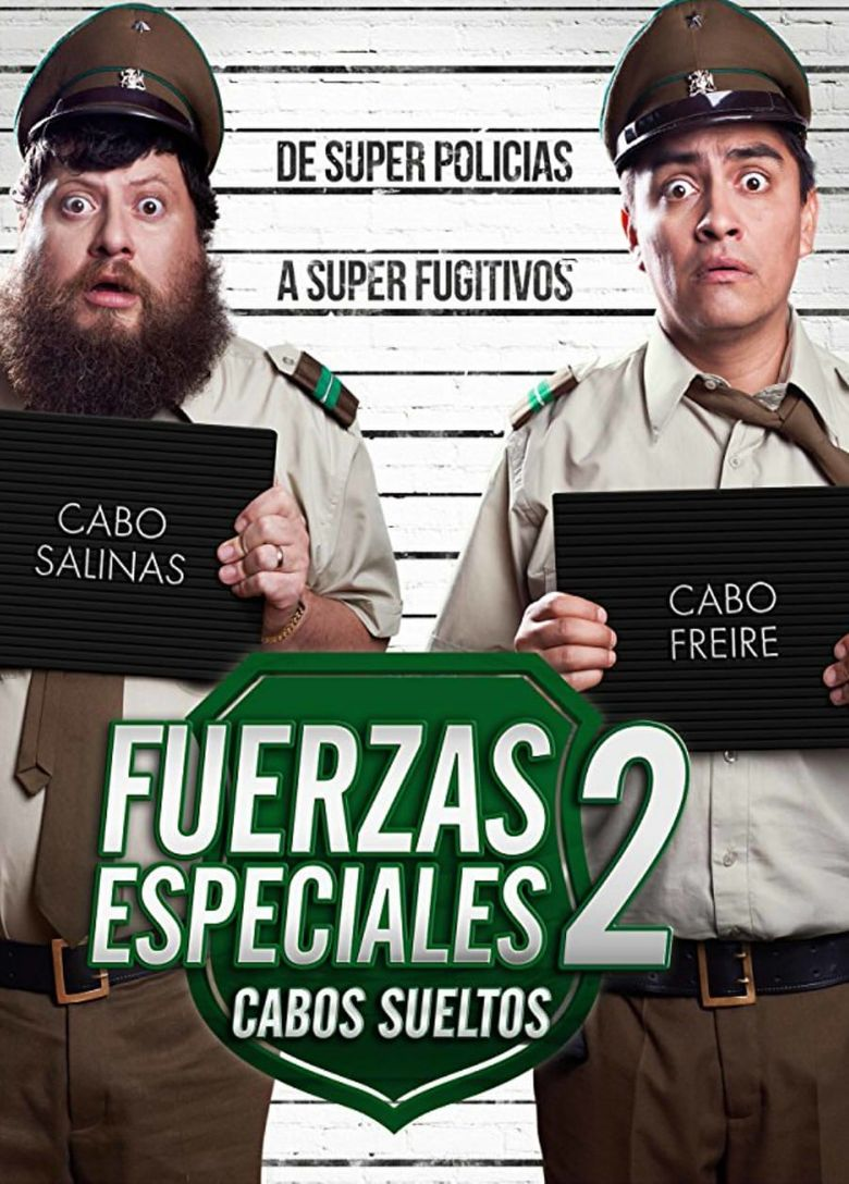 Watch Fuerzas Especiales 2: Cops on the Loose