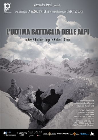 The last battle of the Alps Poster