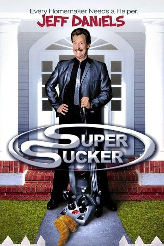 Super Sucker Poster