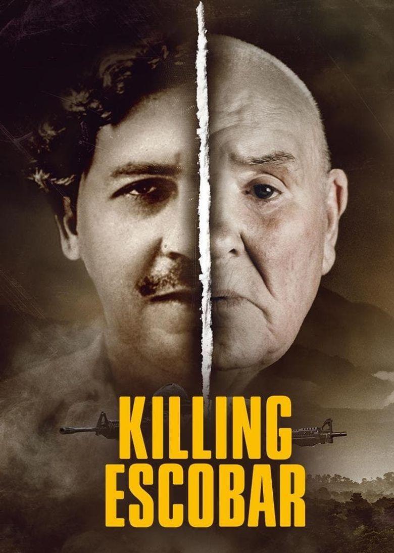 Killing Escobar Poster