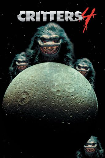 Critters 4 Poster