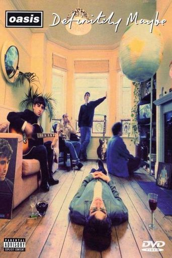 Oasis: Definitely Maybe Poster