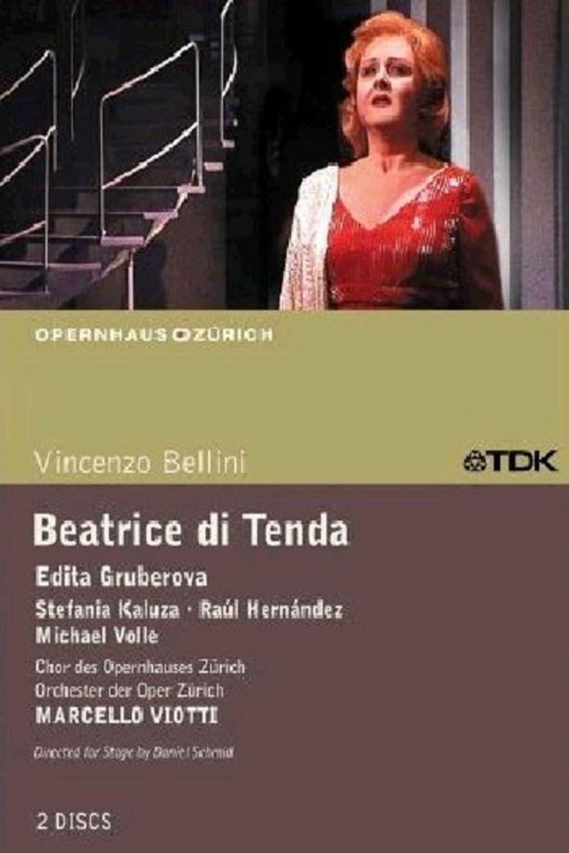 Beatrice di Tenda Poster