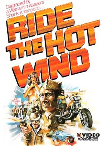 Ride The Hot Wind Poster