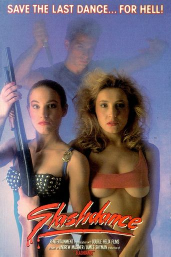 Slash Dance Poster