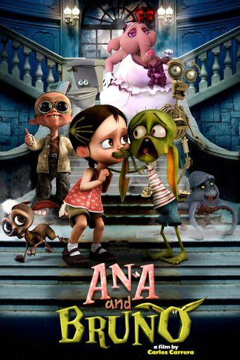 Ana & Bruno Poster