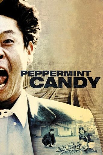 Peppermint Candy Poster