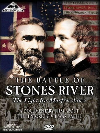 The Battle of Stones River: The Fight for Murfreesboro Poster