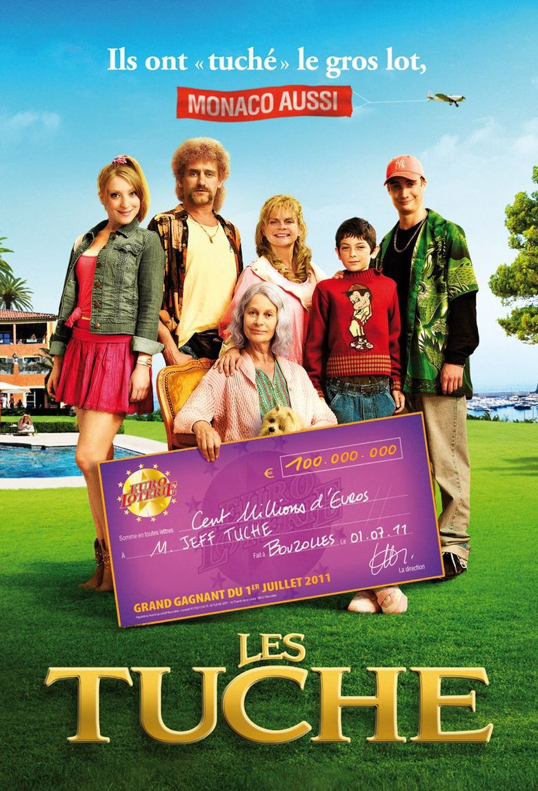 The Tuche Family Poster