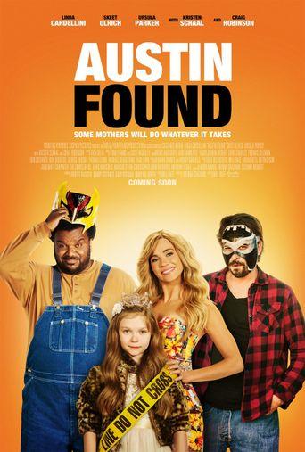 Austin Found Poster