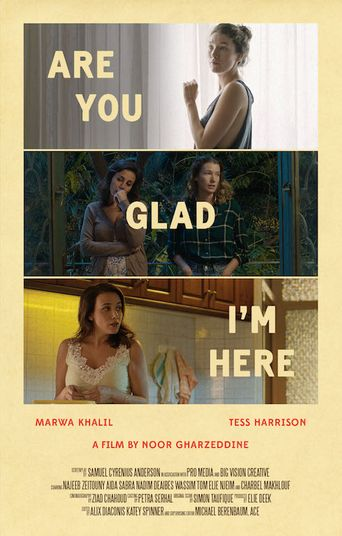 Are You Glad I'm Here Poster