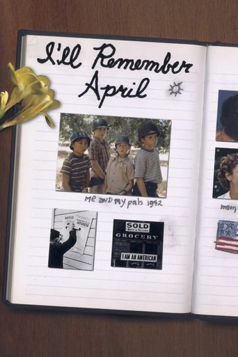 I'll Remember April Poster