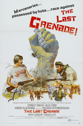 The Last Grenade Poster
