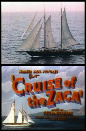 Cruise of the Zaca Poster