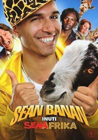 Sean Banana Inside Seanfrica Poster
