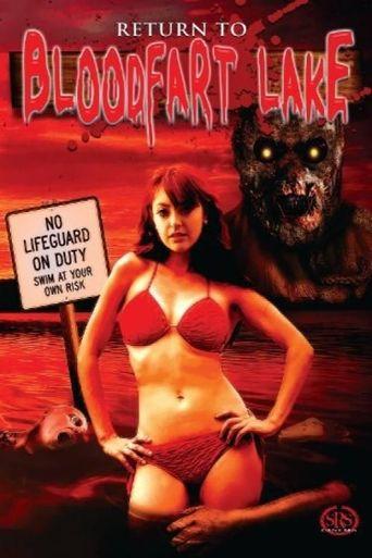 Return to Blood Fart Lake Poster