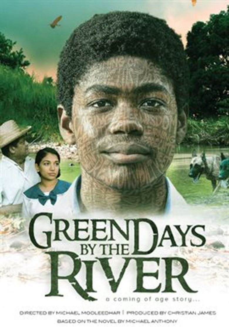 Green Days by the River Poster