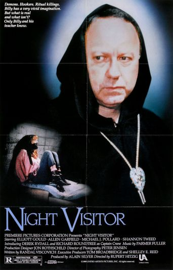 Night Visitor Poster