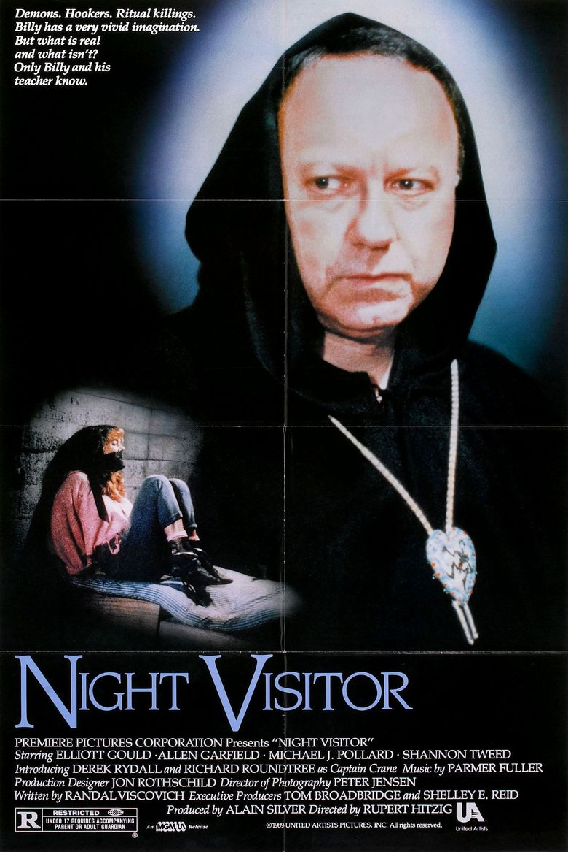 Night Visitor Poster