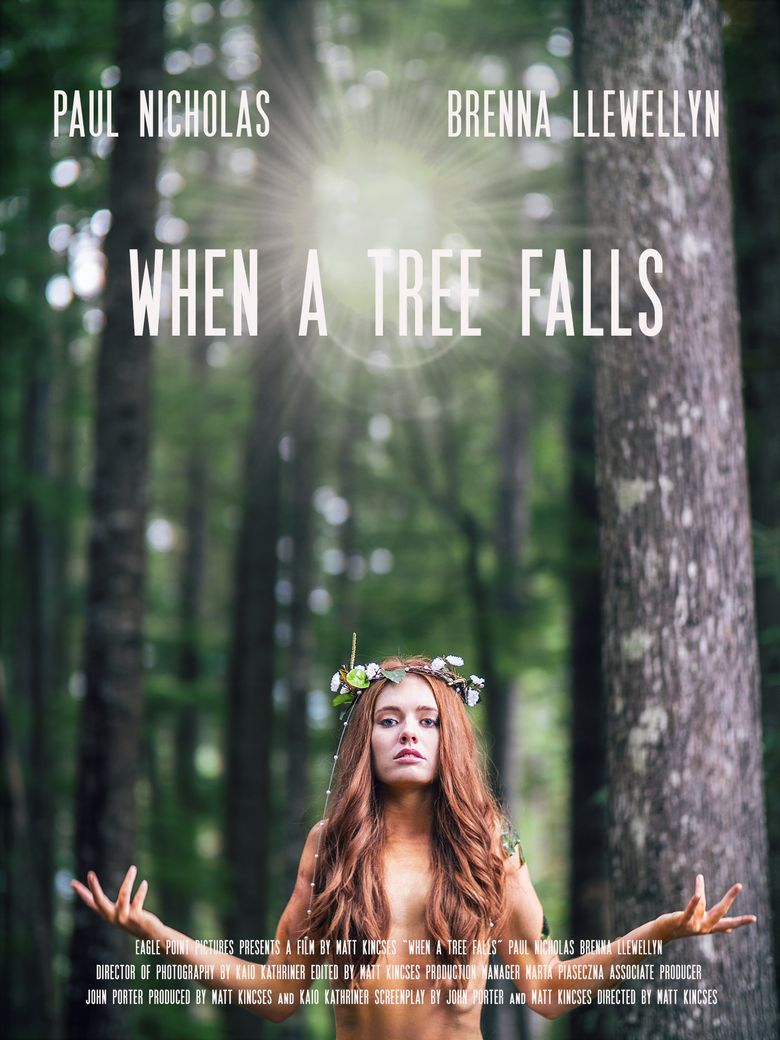 When a Tree Falls Poster