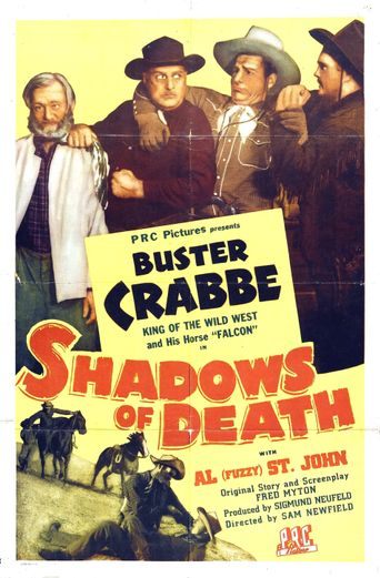 Shadows of Death Poster