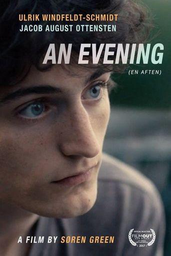 An Evening Poster