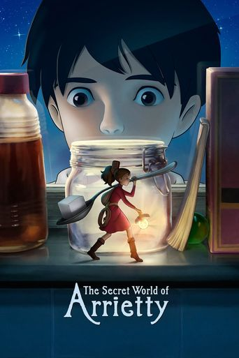 Watch The Secret World of Arrietty