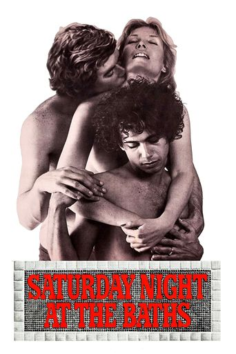 Saturday Night at the Baths Poster
