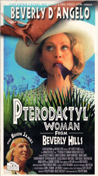 Pterodactyl Woman from Beverly Hills Poster