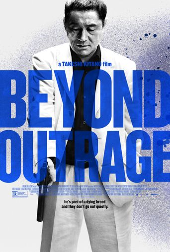 Outrage Beyond Poster