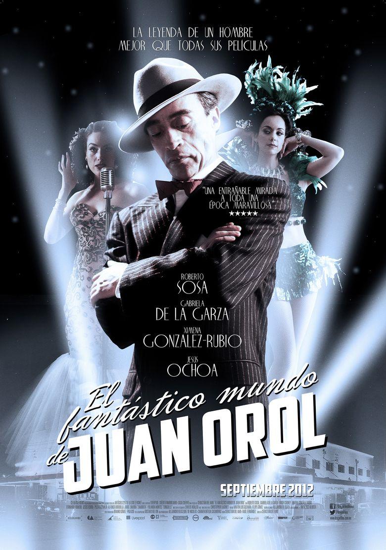 The Fantastic World of Juan Orol Poster