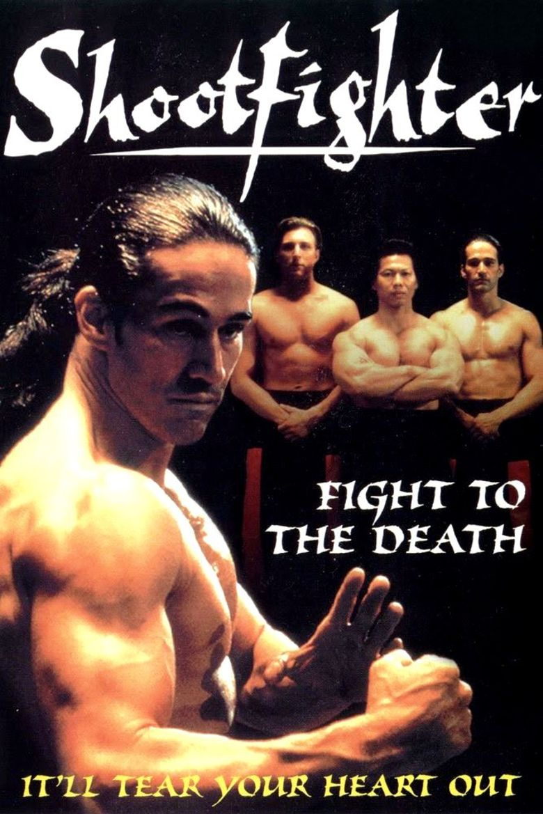 Shootfighter: Fight to the Death Poster