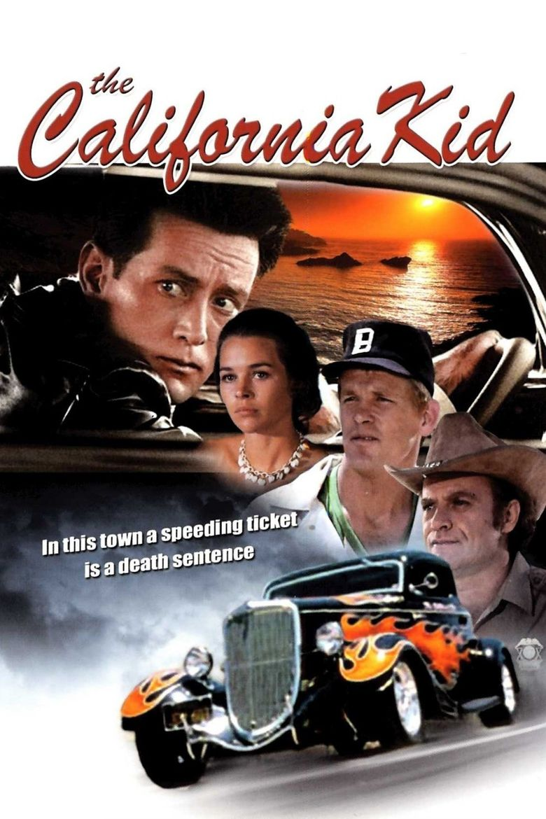 The California Kid Poster